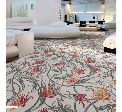 printed nylon carpet