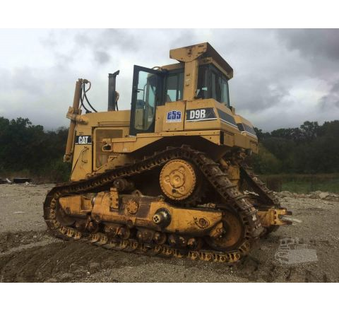2002 CAT D9R For Sale