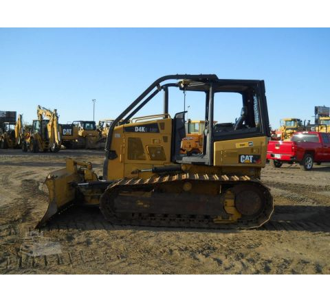 2012 CAT D4K2 LGP For Sale