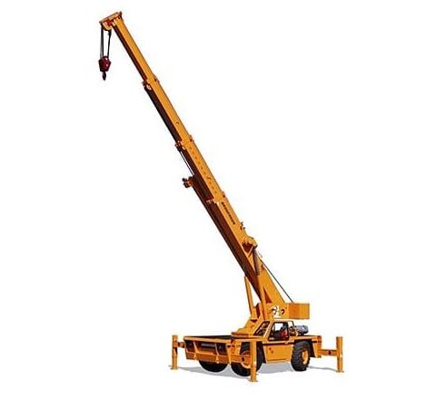 18 ton carry deck crane