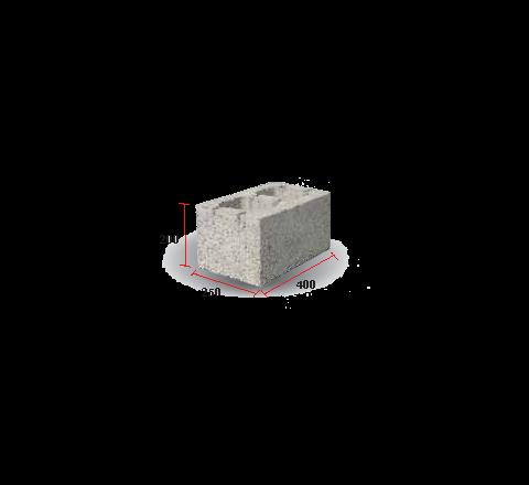 "Hollow Block 10"" (200 X 250 X 400)"