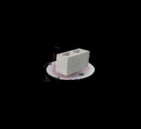 "Hollow Block 6"" (200 X 150 X 400)"