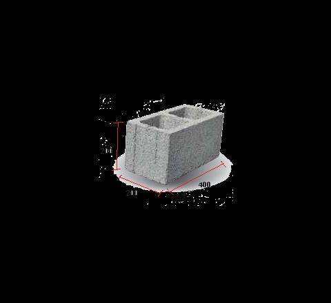 """Light Weight Hollow Block 8"""" (200 X 200 X 400)"""