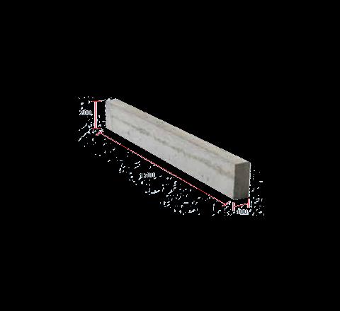 """Light Weight Lintel 4"""" - 60"""" (200 X 100 X 1500)"""