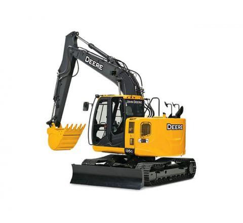 25,000 – 29,000 lb Excavator