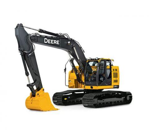 50,000 – 59,000 lb Excavator