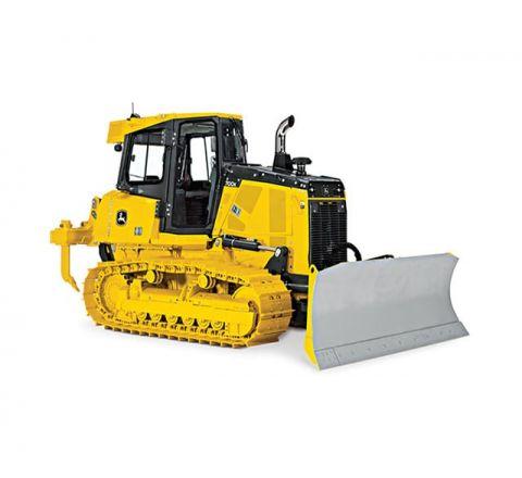 120 -130 (hp) bulldozer