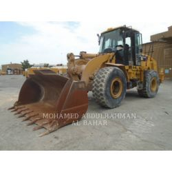 2013 CATERPILLAR 950H - WHEEL LOADERS/INTEGRATED TOOLCARRIERS