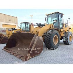 2014 CATERPILLAR 950GC - WHEEL LOADERS/INTEGRATED TOOLCARRIERS