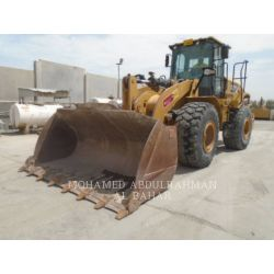 2015 CATERPILLAR 950GC - WHEEL LOADERS/INTEGRATED TOOLCARRIERS
