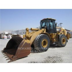 2015 CATERPILLAR 966H - WHEEL LOADERS/INTEGRATED TOOLCARRIERS