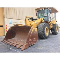 2016 CATERPILLAR 950GC - WHEEL LOADERS/INTEGRATED TOOLCARRIERS