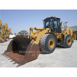 2016 CATERPILLAR 966H - WHEEL LOADERS/INTEGRATED TOOLCARRIERS