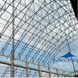 Space Frame and Skylights