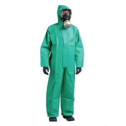 PVC Chemical Resistant Suit
